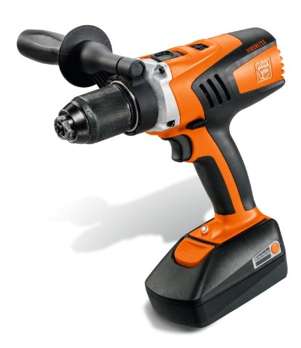 Fein ASCM 18C 4 Speed Cordless Drill, 18 V, Orange
