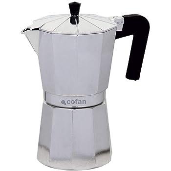 Cafetera Mod.Provenza Aluminio Inducción: Amazon.es: Hogar