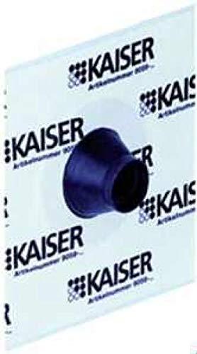 Kaiser Muffe HERMETICO Ø 15–22mm