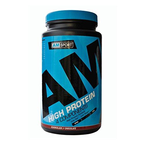 AM Sport High Protein Shake - Schokolade, 600g