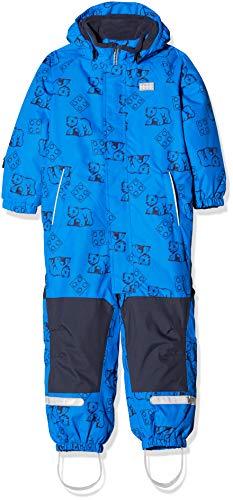 LEGO Wear Lego Wear Baby-Unisex Lego duplo Johan 752 Schneeanzug, Blau (Blue 541), 80