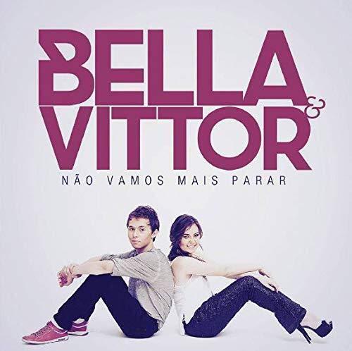 Bella E Vittor - Não Vamos Mais Parar (Gospel) [CD]