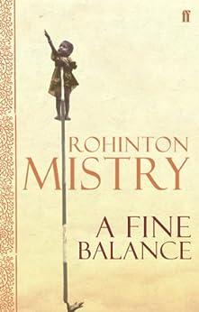 A Fine Balance: The epic modern classic (English Edition) de [Rohinton Mistry]