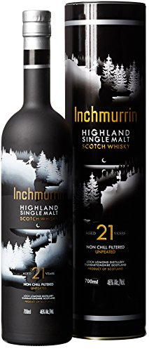 Loch Lomond Inchmurrin 21 Years Old 46% Vol. 0,7 l in Tinbox Titelbild