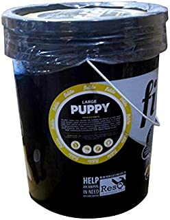 Fidele Puppy Large Dog Food 10kg (in Plastic Container)