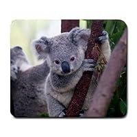 かわいいコアラおしゃれスリップ防止マウスパッドMP705