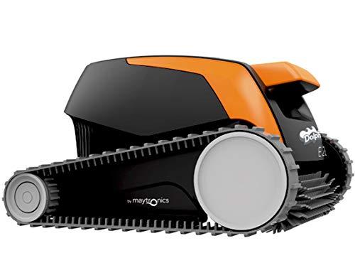 Dolphin E20 - Elektrischer Reinigungsroboter, Poolroboter mit PVC Bürste, Pool Roboter für alle Poolformen - 2
