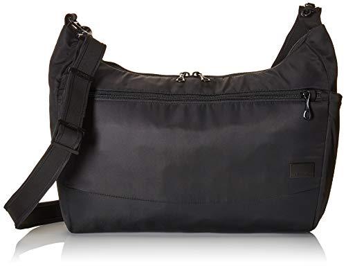 Pacsafe Citysafe CS200Diebstahlschutz Handtasche, schwarz (schwarz) - 20225