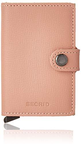 Secrid Secrid Crisple Miniwallet Börse mit RFID Schutz 6.5 cm Rose floral