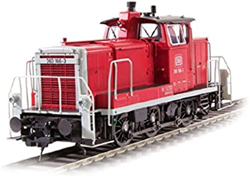 Lenz 40143-01 Diesellokomotive Baureihe 360 der DB orientrot
