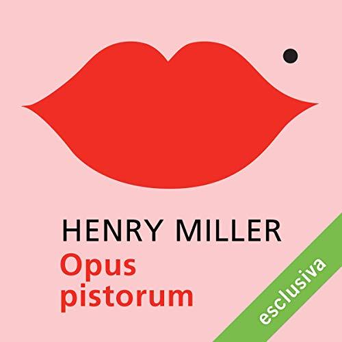 Opus pistorum copertina