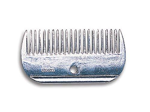 Cottage Craft J114, Matchmakers Pettine per criniera in Alluminio, Colore: Argento Unisex-Adulto, Taglia Unica