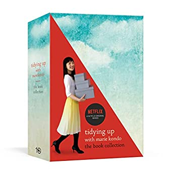 Tidying Up with Marie Kondo  The Book Collection  The Life-Changing Magic of Tidying Up and Spark Joy