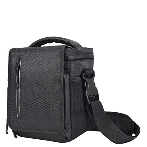 WUZHENG Drone Carrying Bag/Case/Shoulder Bag/Cross-Body Bag, Waterproof Portable Traveling Bag Thick Padded Protection