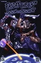 Friday the 13th Jason vs Jason X Issue 1 Standard Cover (Avatar)