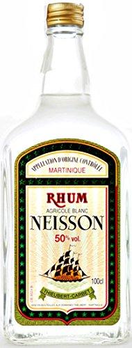 NEISSON RON BLANC0 AGRICOLE 50% 100 cl