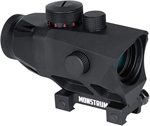 Monstrum P332 Raven 3X Prism Scope   Black
