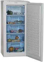ROMMER CV 21 A+ Congelador Vertical, 40 dB, 201 kWh, Blanco