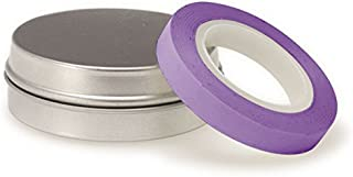 "Surgical Instrument Identification Marking Tape Roll 200""L x 0.25""W Purple"