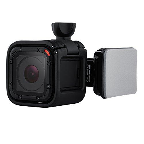 GoPro drehbare Flachprofil-Helmhalterung für HERO Session Kamera