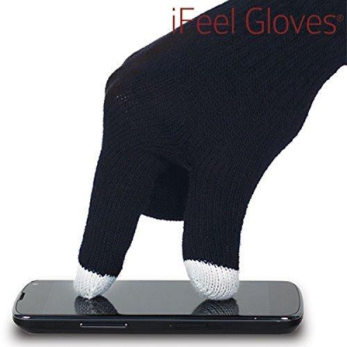 iFeel handschoenen dames handschoenen zwart