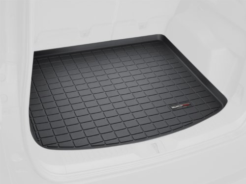 WeatherTech Custom Fit Cargo Liners for Kia Soul, Black :