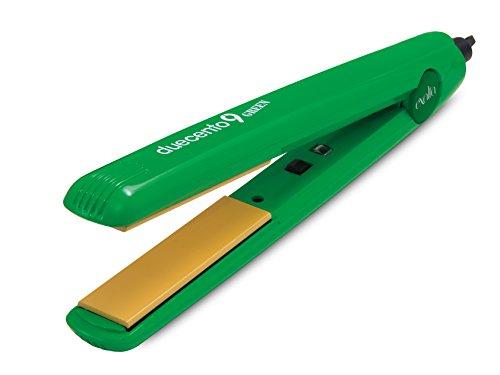 Exalta EL-209 - Plancha para el pelo profesional, color verde