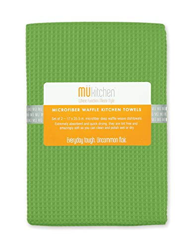 Top 10 Best Selling List for mu kitchen waffle towels