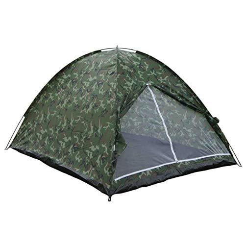 LEGOUGOU 5-8 Person Camping Tent Sunshade Muggen Backpacking Tent Moet Monteren Pop Up Tent Voor Outdoor Sport Met Camouflage Multifunctionele waterdichte zonnescherm schaduw