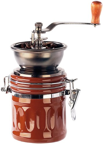 Rosenstein & Söhne Kaffeemühle manuell: Kaffeemühle