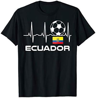 Ecuador Soccer Jersey Shirt Ecuadorian Futbol T Shirt product image