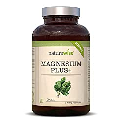 Magnesium Citrate Plus By NatureWise