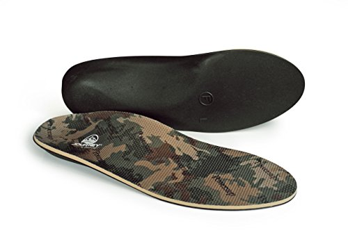 Powerstep Journey Hiker Insoles Athletic Sandal, Camo, Men's 10-10.5, Women's 12