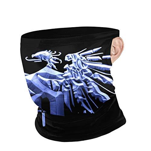 Pekivide Ohrentyp Maske Schutzmaske Shinedown Rock Band Sturmhaube Maske
