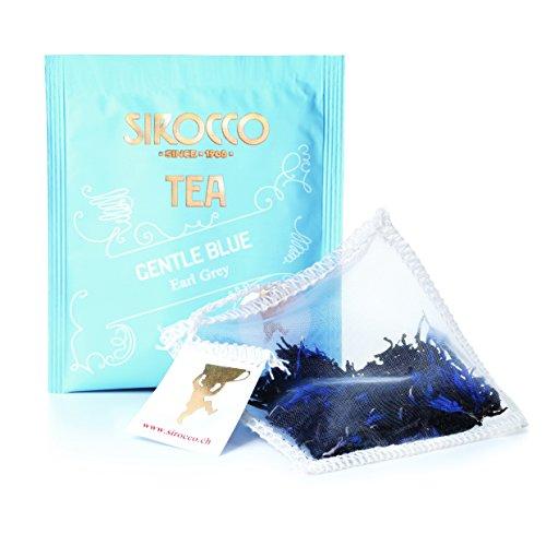 Sirocco Tee Gentle Blue - zitronig-frischer Earl Grey Tee