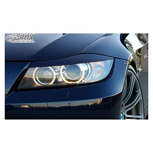 RDX Racedesign RDSB056 Scheinwerferblenden 3-Serie E90/E91 Limousine/Touring inkl. Facelift (ABS)