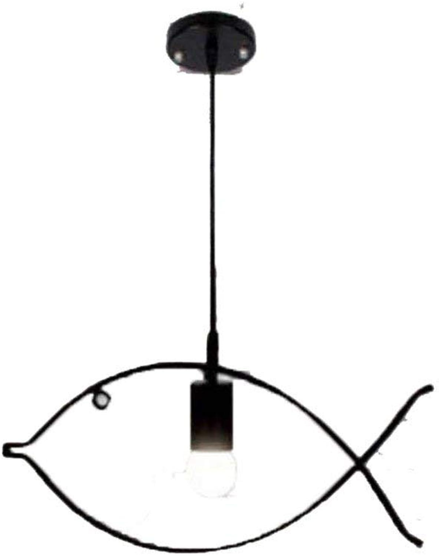 Pendelleuchten,Moderne Einfache LED Schmiedeeisen Kronleuchter,Kunst Lampenkopf 180 Grad drehbares Metall Kronleuchter, Geeignet für Wohn Studie Schlafzimmer, 6XE14, Gre 70X54cm
