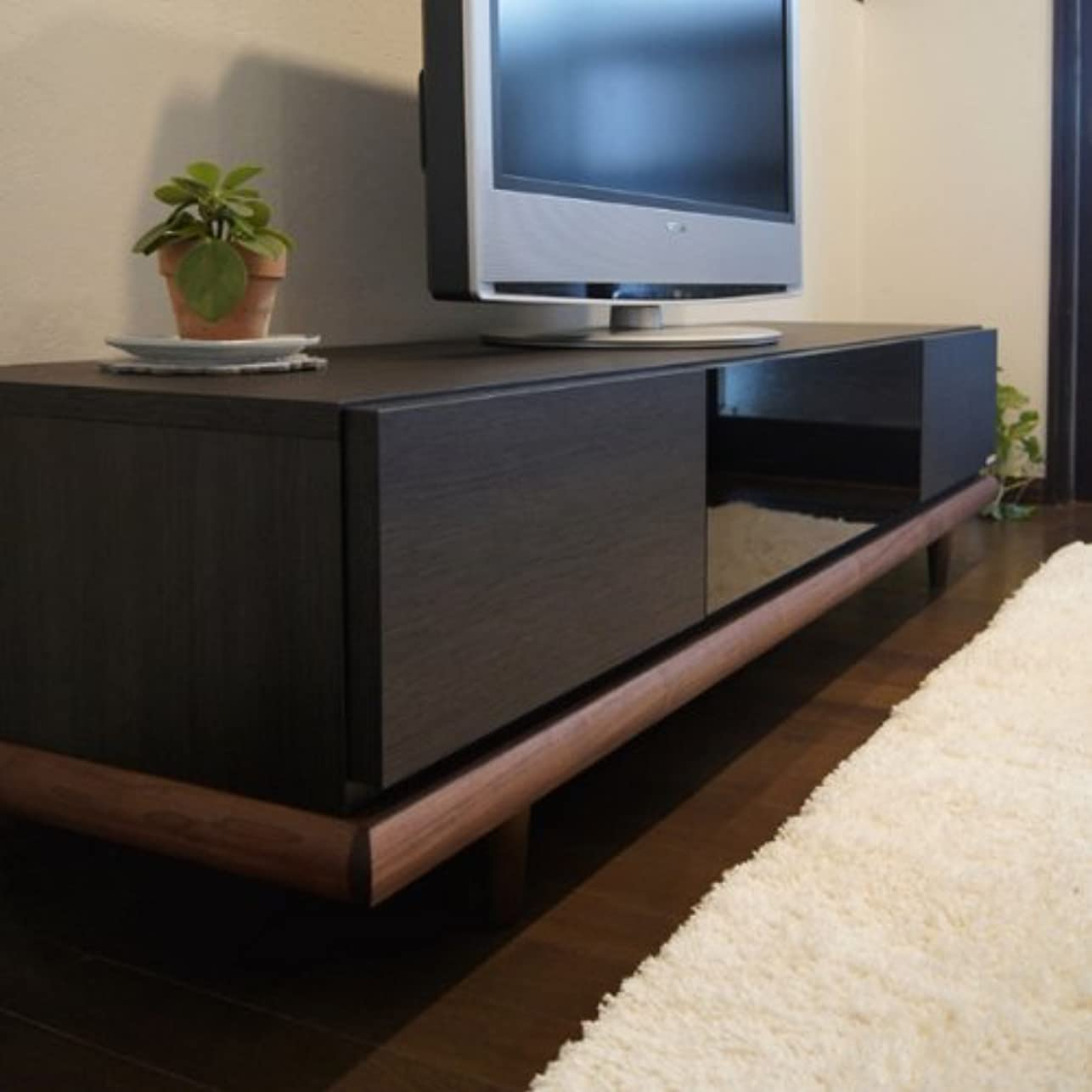 騒乱骨折持続的BN 幅160cm テレビ台 テレビボード 国産 tv台 日本製 木製 TVボード 北欧 家具 テイスト ローボード リビングボード オフィス 32型 grove 160