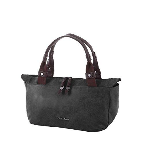Funbag Shopper/Handtasche Amy FNL04/02 in verschiedenen Farben (schwarz)