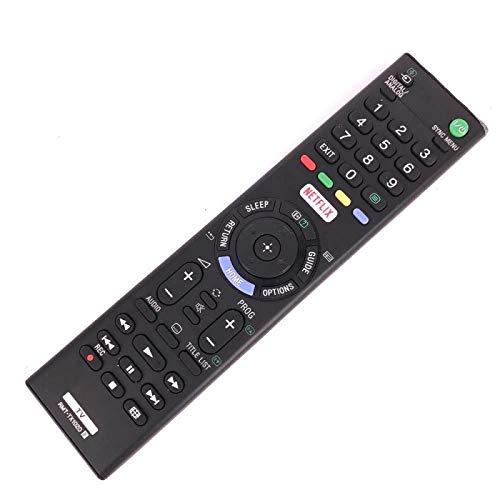 Yantai - Mando a distancia de repuesto para Sony RMT-TX102D Netflix KDL-40R550C KDL-48R550C KDL-32R500C KDL-40WD650B...