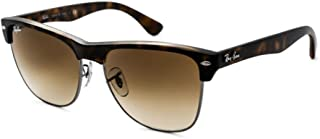 Ray-Ban Unisex Clubmaster Oversized RB4175 Sunglasses New Summer Style 2018