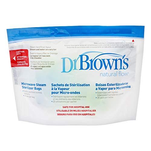 Dr. Brown's 157077.2 - Bolsas para esterilización en