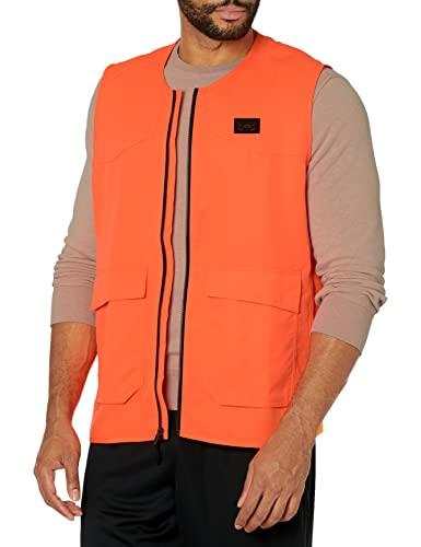 Under Armour Men's Hunt Blaze Vest , Blaze Orange (825)/Black , X-Large