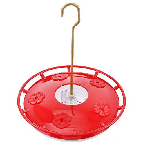 UPKOCH Kolibri Hängen Feeder Auslaufsicher Hummer Vogel Feeder für Außenfenster Leicht zu Reinigen Und Füllen Hängenden Wasser Feeder