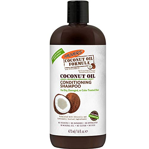 Palmer's Coconut Oil Formula Conditioning Shampoo| 16 Ounce