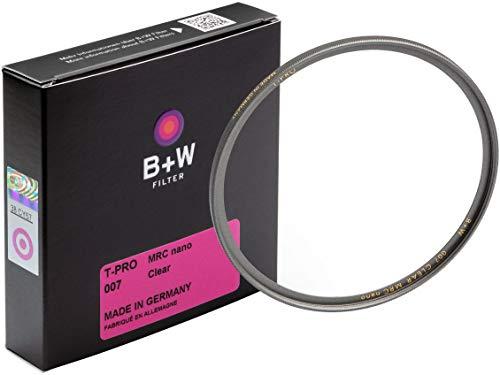 B+W Filtro T-Pro Clear007 Mrcnano 58Mm