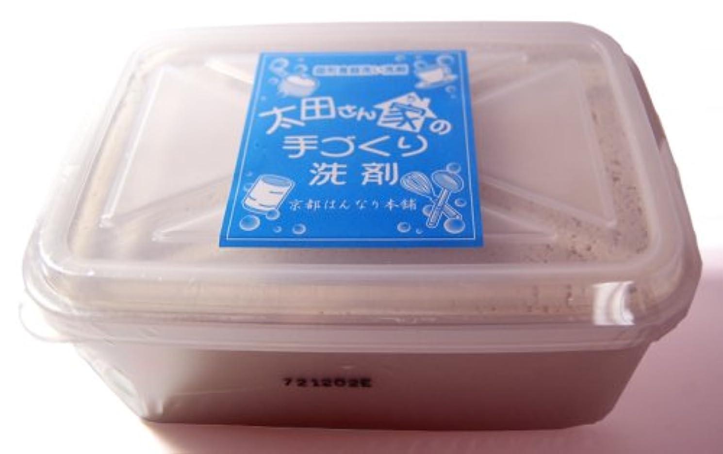 階下木曜日接触太田さん家の手づくり洗剤 1300g