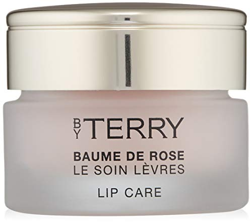 By Terry Baume de Rose Lip Balm   Nourishing and Hydrating   For Full, Plump Lips   10g (0.35 oz)