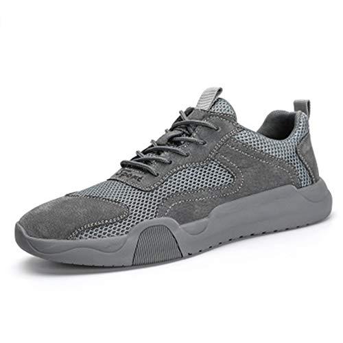 Zhang - Zapatos de hombre para otoño/primavera y verano, casual/británico, para uso diario, para caminar, antideslizantes, a prueba de desgaste, C, 42
