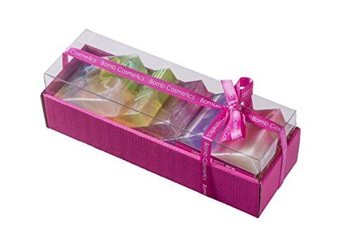 Bomb Cosmetics Sliced Soap, Geschenkset, 1er Pack (1 x 5 Stück)